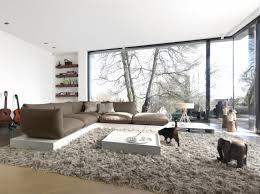 klein wohnzimmer einrichten brauntne wohndesign schönes moderne dekoration einrichtungsideen