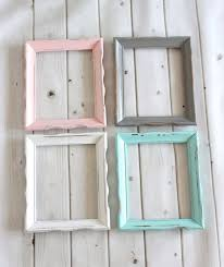 Shabby Chic Baby Room by Rustic Shabby Chic Frame Wood Frame Wedding Baby Nursery Picture