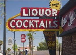 Liquor Signs 10 Classic American Bar Signs Huffpost