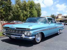 1959 chevrolet impala for sale on classiccars com 22 available