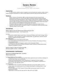 Best Resume For Mechanical Engineer Fresher by Best Resume Format For Fresher Software Engineers Create