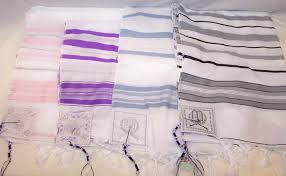 prayer shawls from israel tent size designer acrylic prayer shawl purple tallit tallits