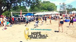 hope volleyball 2017 biggest outdoor volleyball tournament