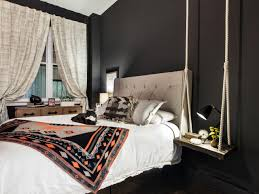 interior decorating inspiration from chic black rooms hgtv u0027s