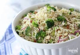 ramen noodle salad inspired by charm inspired by charm