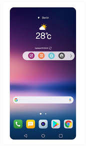 android bar want the lg v30 s floating bar on your android phone here s how