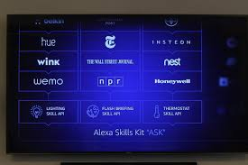 amazon unveils 2 new alexa devices the 130 amazon tap and the
