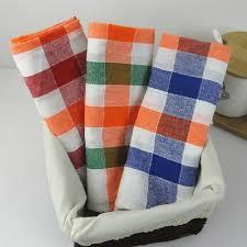 torchons et serviettes cuisine tissu cuisine serviette serviette torchon 40 60 cm 6 pcs dans