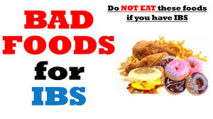 foods to avoid if you have ibs youtube