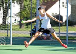 Match Ticket Racket South U0027s Kresovic Punches Ticket Back To State Tennis U2014 The Platte