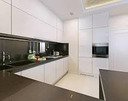 White And Black Kitchen Designs 17 Small Kitchen Design Ideas Kitchen Design Kitchens And Black