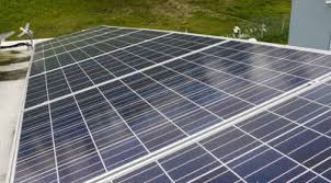 why is it to solar panels s solar industry wins big after hurricane