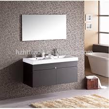 Bathroom Mirror Hinges White And Black Mdf Mirror Hinges Sink Bathroom Vanity