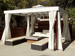 Cabana Ideas by Pool Cabana Curtains Business For Curtains Decoration