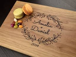 engraved cutting board best 25 engraved cutting board ideas on laser