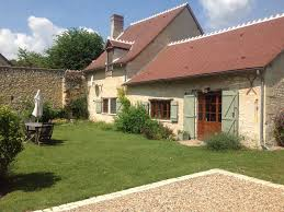 french countryside beautiful renovated barn dated 1806 in beautiful french