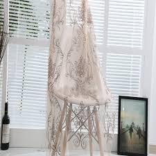 European Style Gorgeous Curtain Designs European Style Handmade Embroidered