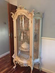 Ornate Display Cabinets Beautiful Silik Ornate Display Cabinet In Worsbrough South