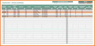 inventory sheet template 8 download free documents in pdf