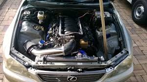 V8 Lexus Is200 400hp Cammed Ls1