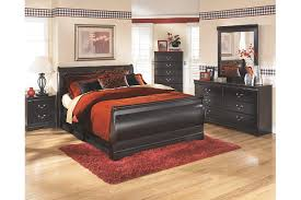 Huey Vineyard Queen Sleigh Bed Ashley Furniture HomeStore - Ashley furniture homestore bedroom sets
