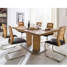 chair extending round glass dining table tables sets small oak