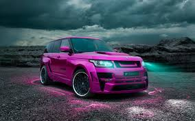 modified range rover hamann range rover vogue 2013 widebody mystere wallpapers hd