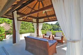 bedroom modern style house in sanur
