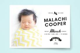 birth announcement vintage label birth announcements by alethea and r minted
