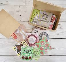 christmas tea gift set x 10 by victoria mae designs