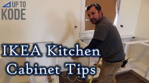 fitting ikea kitchen cabinets tips when installing ikea kitchen cabinets