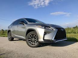 2017 lexus rx 350 pricing 2017 lexus rx 350 f sport review