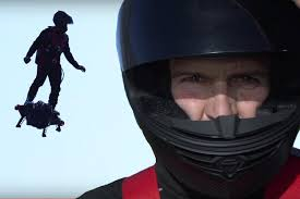 lexus un hoverboard air flyboard the flying board that beats a hoverboard