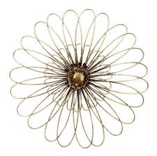 Metal Flower Wall Decor - fair 25 metal flowers wall decor design ideas of metal wall