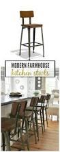 modern kitchen bar stools best 25 bar stools kitchen ideas on pinterest counter bar