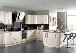 complete high gloss kitchen units new colours oak white black