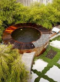 Garden Landscaping Ideas 270 Best Hot Tub Ideas Jacuzzi And Spa Images On Pinterest