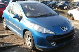 peugeot 207 2007 2007 peugeot 207 1 4 16v sport 87 breaking now