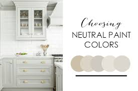 best paint colors how to decorate with neutral colors tips on picking the best