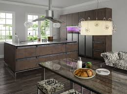 kitchen floating island kitchen floating range hood and large island design feat rustic