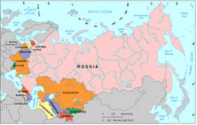 former soviet union map an analysis of migration from the caucasus to russia by