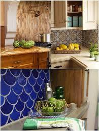 unique backsplash ideas for kitchen unique backsplash designs 9 cool and opulent unique kitchen