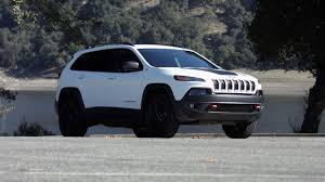 2016 jeep cherokee sport lifted 2016 jeep cherokee trailhawk is a little rough on the pavement