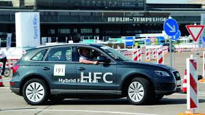 Audi Q5 Hybrid Used - audi q5 hybrid fuel cell technical study revealed at michelin