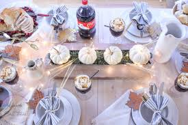 simple thanksgiving table setting the thanksgiving table u2013 woods of bell trees
