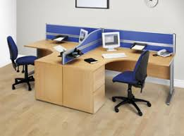 Open Plan Office Furniture by Office Furniture Screens For Your Office Workspace