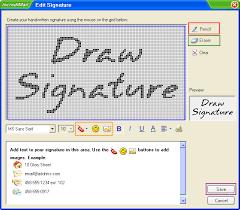 Membuat Tanda Tangan Digital Gratis   cara membuat tanda tangan digital gratis ryanbian