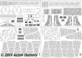 starship j aztek paint masks from aztek dummy