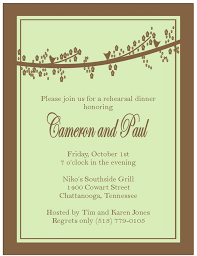rehearsal and dinner invitation wording new wedding rehearsal invitations wording jakartasearch