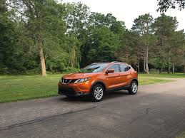 green nissan rogue road test 2017 nissan rogue sport sl the intelligent driver